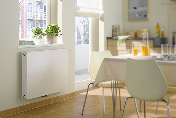 Kermi paneļu radiators therm-x2 Plan, radiators Vplus